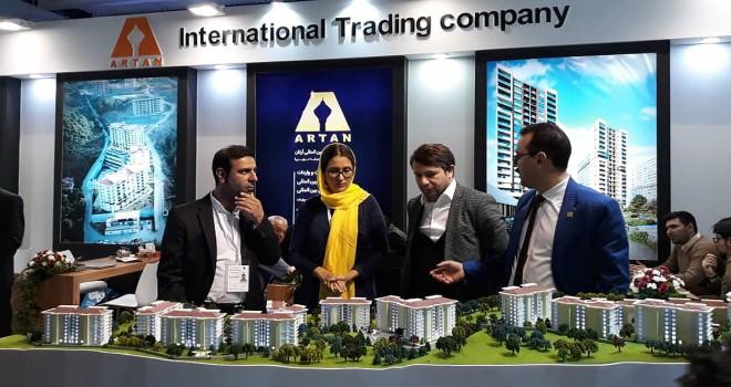 Firmaları 10 bin hazır konutla İran pazarında