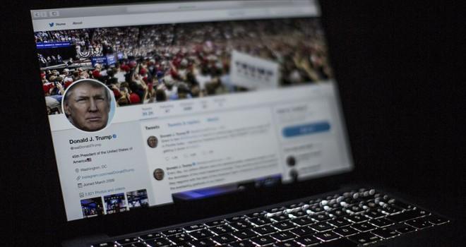 Trump'ın Twitter kullanımı mercek altına alındı