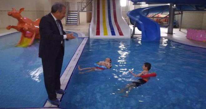 Akşehir'de engellileriçin bir hizmet daha