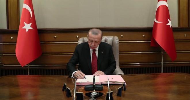 Erdoğan'dan nükleer genelgesi