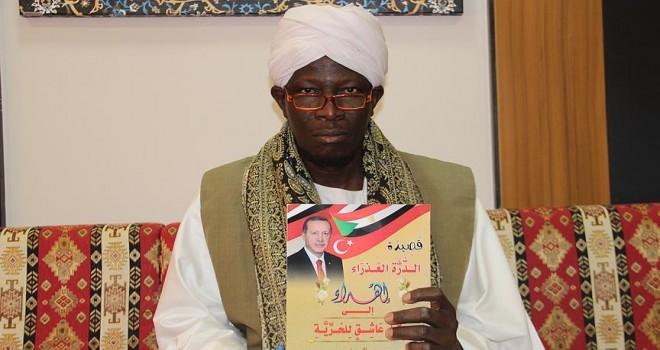 Sudanlı şairden Türk askerine 'Zeytin Dalı' şiiri