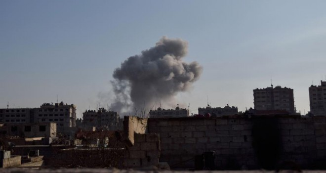 BM Doğu Guta'ya yönelik bombardımanın devam ettiğini duyurdu