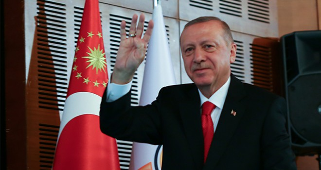 Cumhurbaşkanı Erdoğan, Yüzde 50 tartışmalarına son noktayı koydu