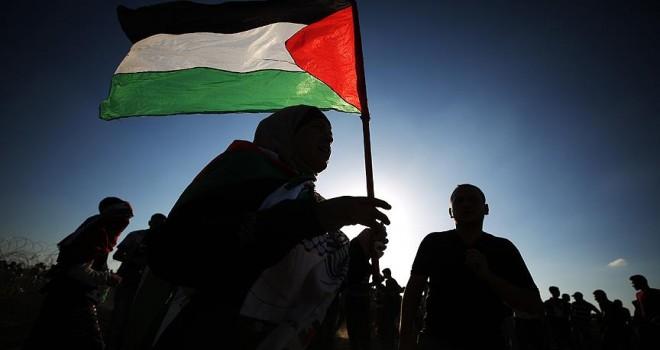 Filistin'den Gazze çağrısı