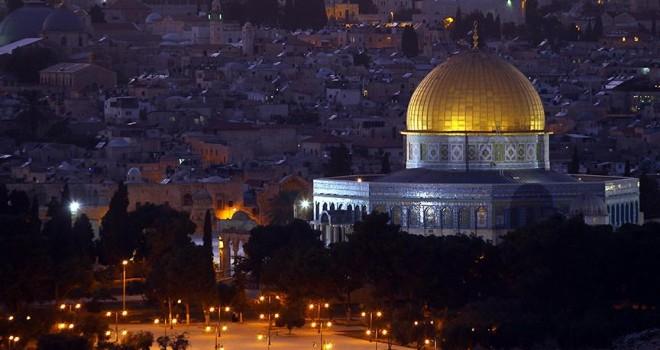 'Kudüs başkalarının değil ümmetin başkentidir'