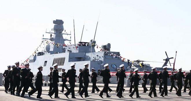 Milli savaş gemisi Burgazada