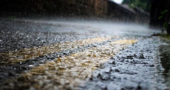Doğu Anadolu'da üç kentte kuvvetli yağış uyarısı
