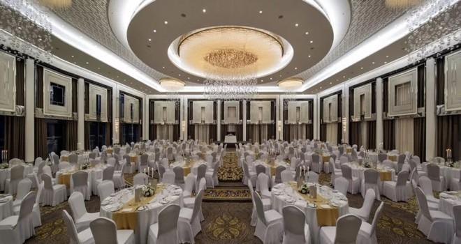 Seydişehir'e yeni düğün ve konferans salonu