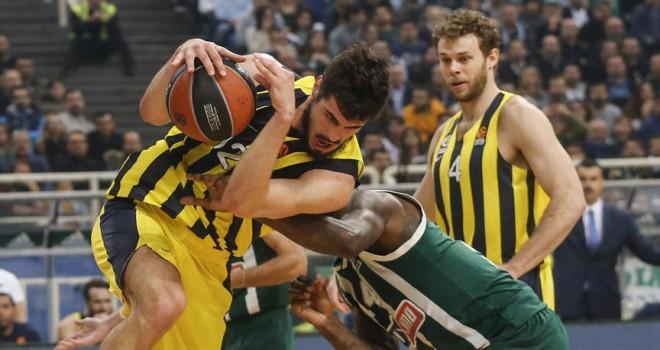 THY Avrupa Ligi'nde Fenerbahçe liderliğini sürdürdü