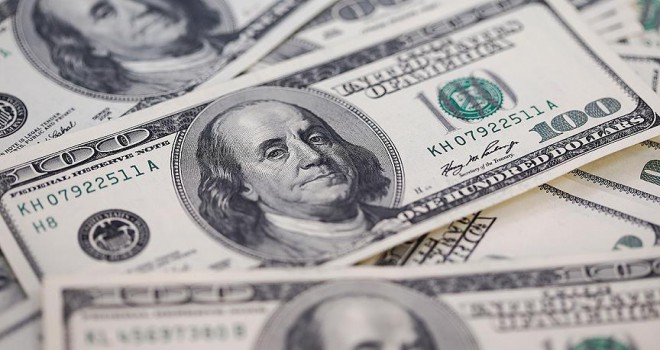 Dolar/TL son 2,5 ayın en düşük seviyesini gördü