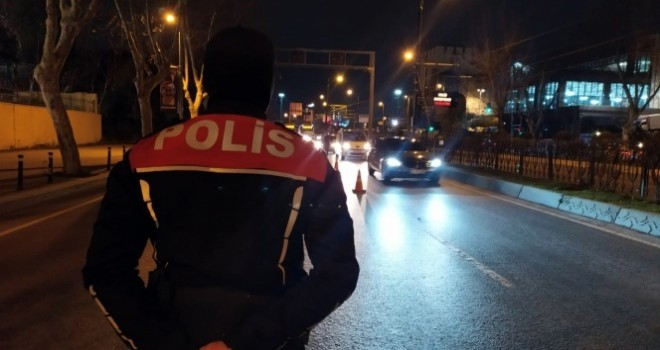 İstanbul'da huzur uygulaması yapıldı