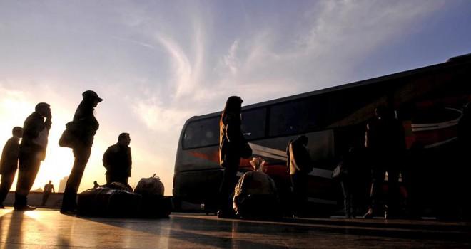 Otobüslerde ikramlar sürüyor, yüzde 10 indirim geliyor