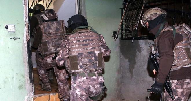 PKK/KCK'nın mahalle yapılanmasına operasyon: 37 gözaltı