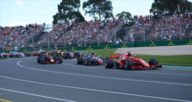 Formula 1'de takvim belli oldu