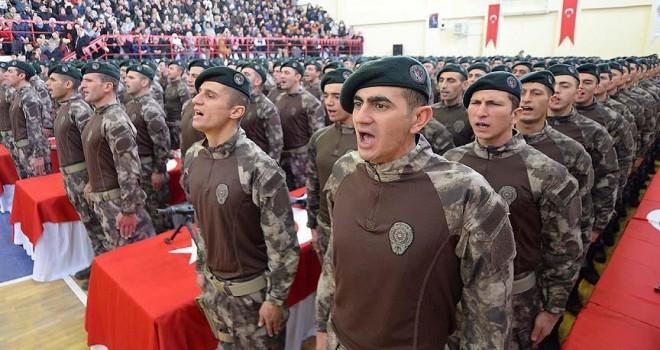 Karabük POMEM'de mezuniyet töreni düzenlendi