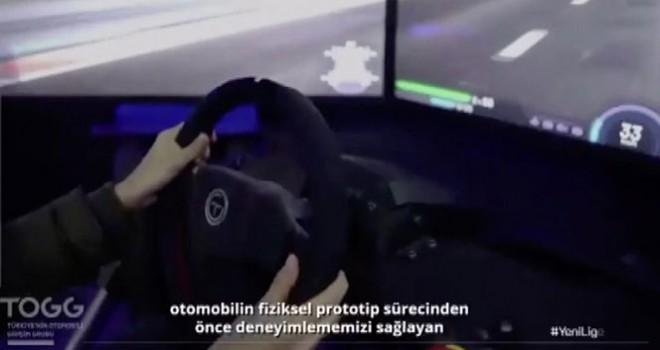 Yerli otomobilden yeni video