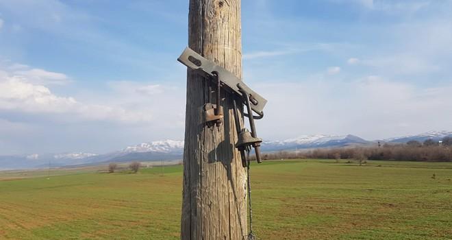 Ilgın'da kablo hırsızlığı iddiası