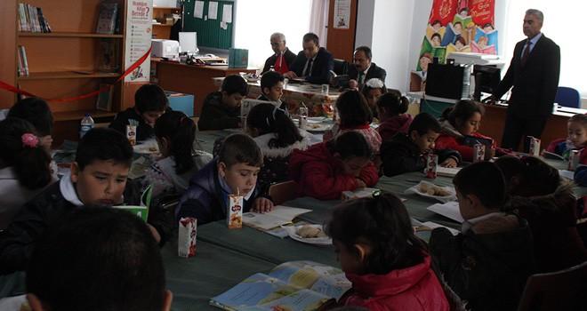 Yunak'ta Kütüphane  Haftası kutlandı
