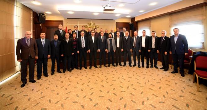 Birlik ve Beraberliğimiz Türkiye'ye Örnek