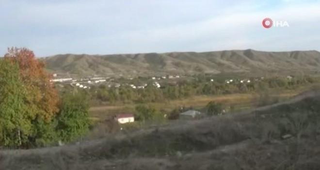 İşgalinden kurtarılan Gubadlı köyleri görüntülendi