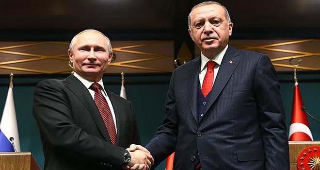 Erdoğan ile Putin 'yüz yüze' görüşecek