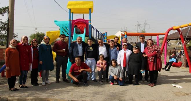 Başkan Tutal, özelöğrencilerle buluştu