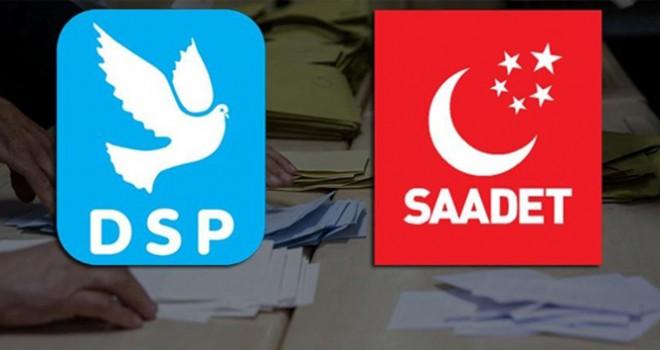 Saadet ve DSP'yi iknaya çalışıyorlar