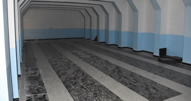 Bin teröristlikyer altı karargahı