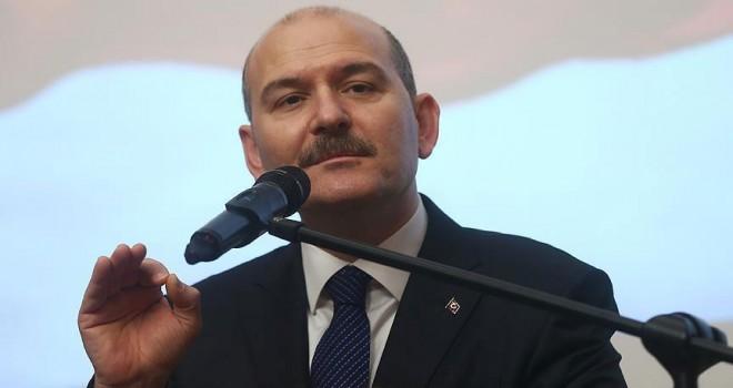 İçişleri Bakanı Soylu:Göreve başlattık