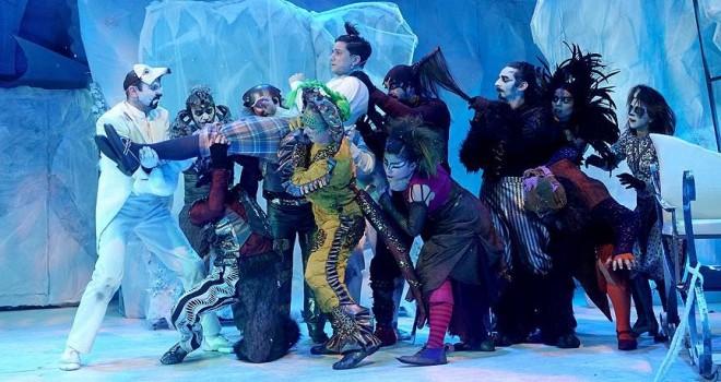 İstanbul'da Narnia Günlükleri müzikali sahnelendi