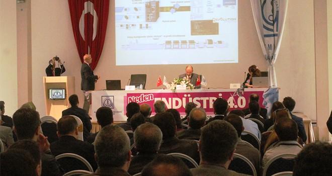 Konya'da 'Neden  Endüstri 4.0?' paneli