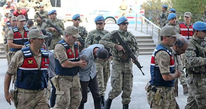 Afrin'de yakalanan teröristlerden itiraflar