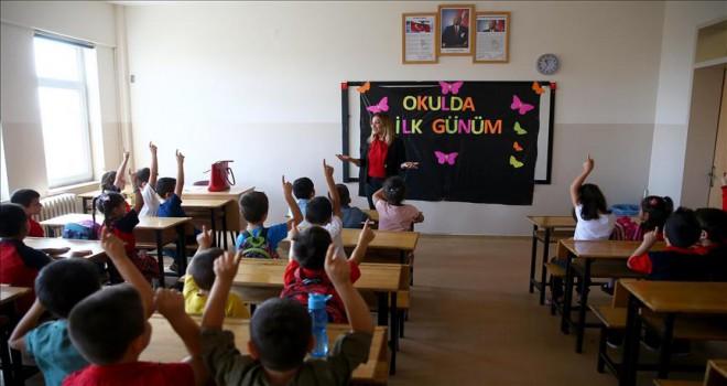 MEB ilkokullarda uygulanacak yeni programın ilkelerini belirledi