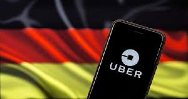 Uber Almanya'da taşeron şirketle çalışacak iddiası