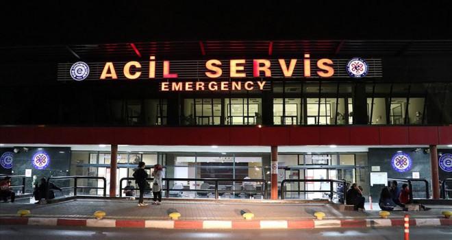 İzmir'de siyanür zehirlenmesi