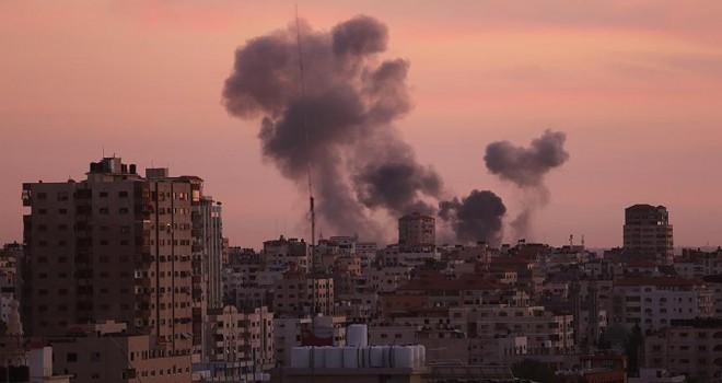 İsrail saldırısında iki Filistinli şehit oldu