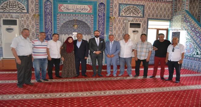 Hollanda Ankara Büyükelçi Yardımcısı Kulu'da