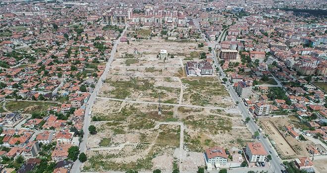 Meram'da herkes  ev sahibi olacak