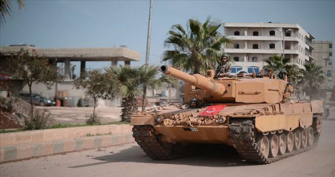 Afrin'de terör örgütü PKK/YPG'li 10 terörist etkisiz hale getirildi