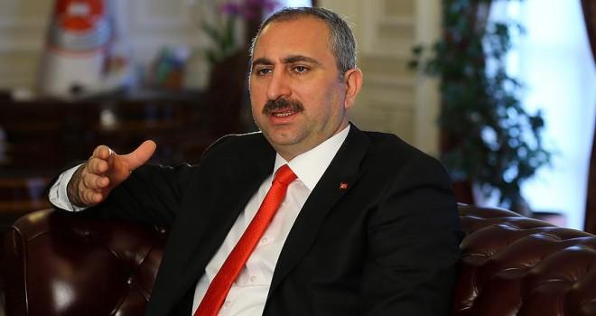 Adalet Bakanı Gül, Çiftlik Bank açıklaması