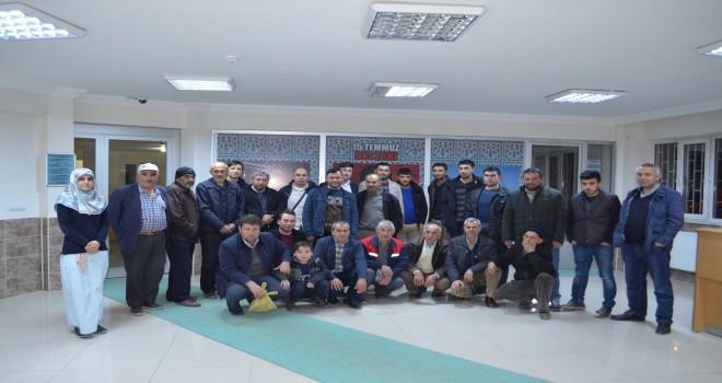 Ilgın'da 'Tıbbi ve Aromatik  Bitki Yetiştiriciliği' kursu