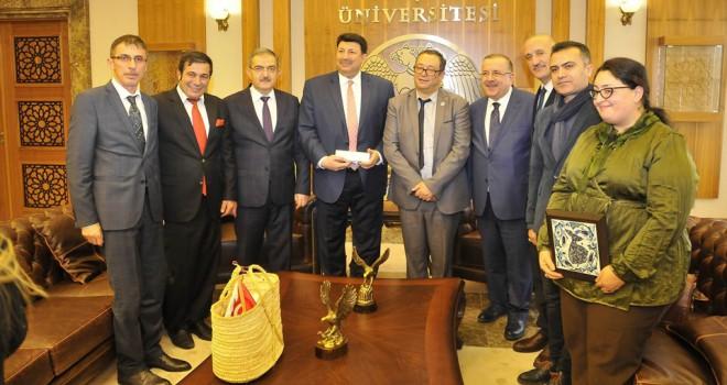 Tunus Sfax Üniversitesi ile iş birliği