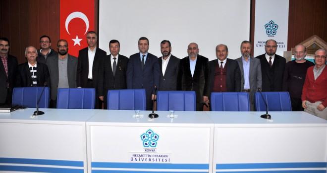 NEÜ'de Hoca Ahmet Yesevi anlatıldı