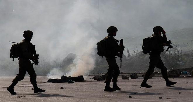 Kudüs'te çıkan olaylarda 7 Filistinli yaralandı