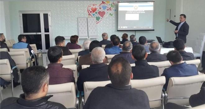 Seydişehir Belediyesinde  EBYS'ye geçiş süreci başladı