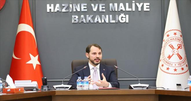 Bakan Albayrak: Ağustosta enflasyonda önemli düşüş kaydettik