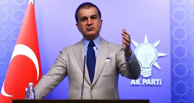 AK Parti Sözcüsü Çelik: 'Dünya duydu, Kılıçdaroğlu duymadı'