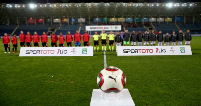 Spor Toto 1. Lig'de küme düşen 2 takım daha belli oldu