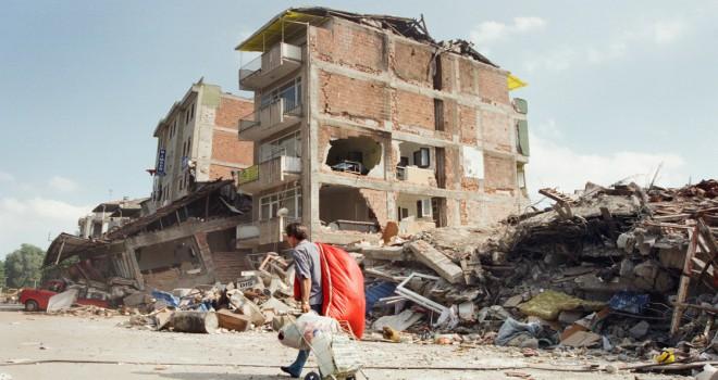 Türkiye'nin 510 yıllık deprem tarihi