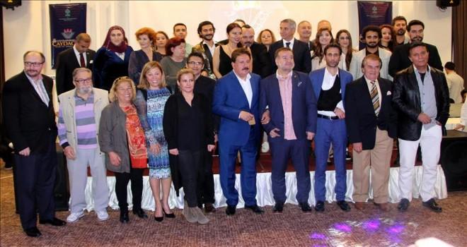 '11. Uluslararası Çayda Çıra Film ve Sanat Festivali' başladı